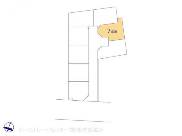 土地 東京都足立区西伊興4丁目1 東武伊勢崎線竹ノ塚駅 3390万円