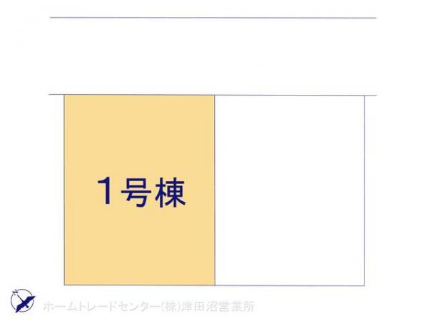 新築戸建 千葉県船橋市三咲8丁目71-89 新京成電鉄線三咲駅 2990万円