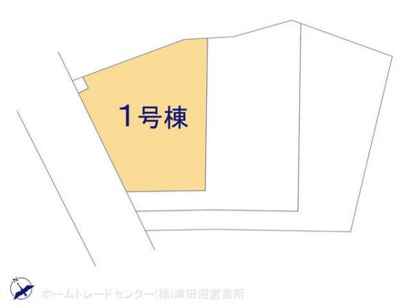新築戸建 千葉県成田市土屋1371-1 JR成田線成田駅 2980万円