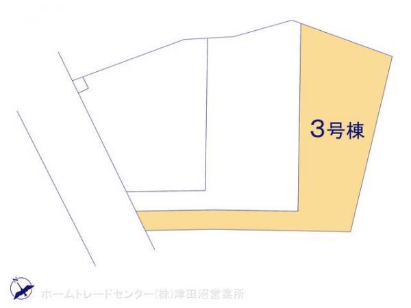 新築戸建 千葉県成田市土屋1371-1 JR成田線成田駅 3080万円