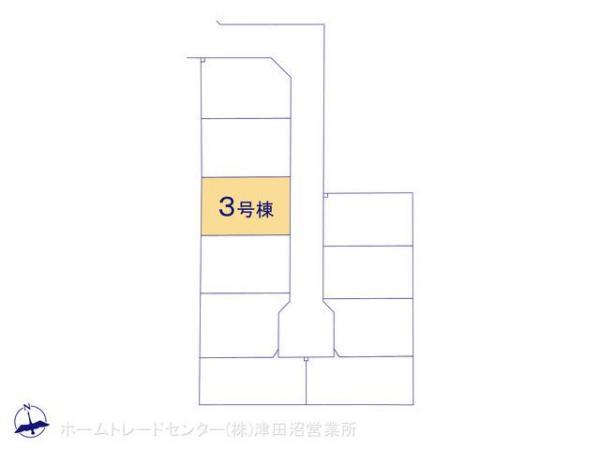新築戸建 千葉県成田市本城67 京成本線京成成田駅 2280万円