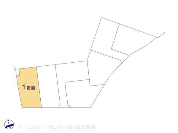 土地 千葉県松戸市上矢切412-3 北総鉄道矢切駅 1680万円