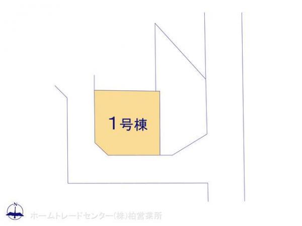 新築戸建 千葉県流山市大字西平井888-1 JR武蔵野線南流山駅 3180万円