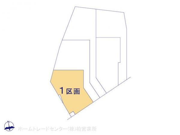 土地 千葉県松戸市馬橋2417-1 千代田常磐線馬橋駅 2780万円