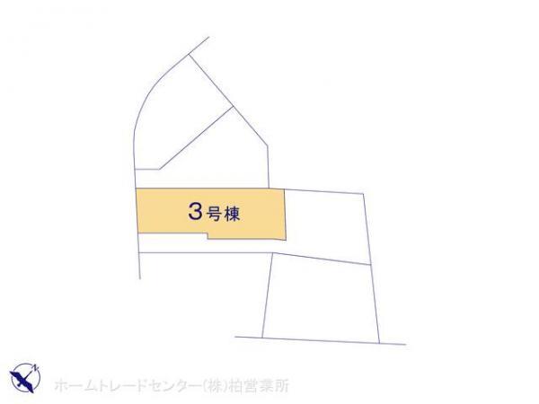 新築戸建 千葉県柏市緑台24 JR常磐線(上野〜取手)柏駅 2390万円