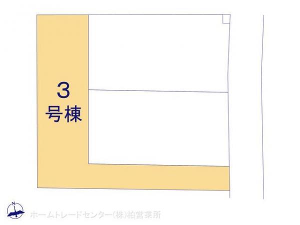 新築戸建 千葉県松戸市中和倉340-1 千代田常磐線北松戸駅 2690万円