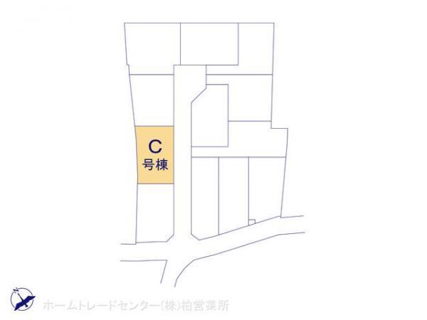 新築戸建 千葉県柏市大井2227-1 JR常磐線(上野〜取手)柏駅 2180万円