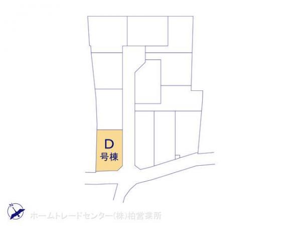 新築戸建 千葉県柏市大井2227-1 JR常磐線(上野〜取手)柏駅 2580万円