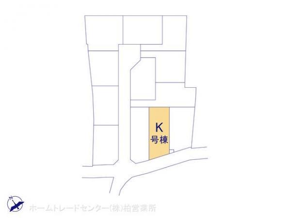 新築戸建 千葉県柏市大井2227-1 JR常磐線(上野〜取手)柏駅 2380万円
