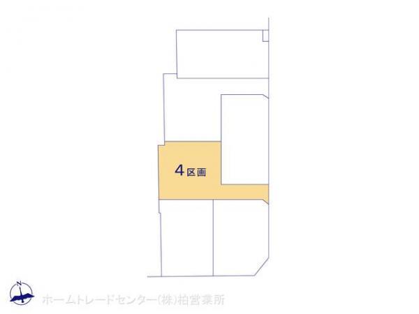 土地 千葉県柏市酒井根5丁目214-1 東武野田線新柏駅 1440万円