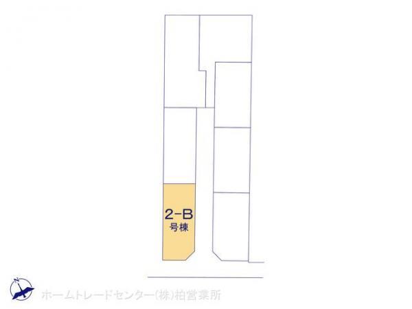 新築戸建 千葉県松戸市上矢切1105-2 JR常磐線(上野〜取手)松戸駅 3080万円