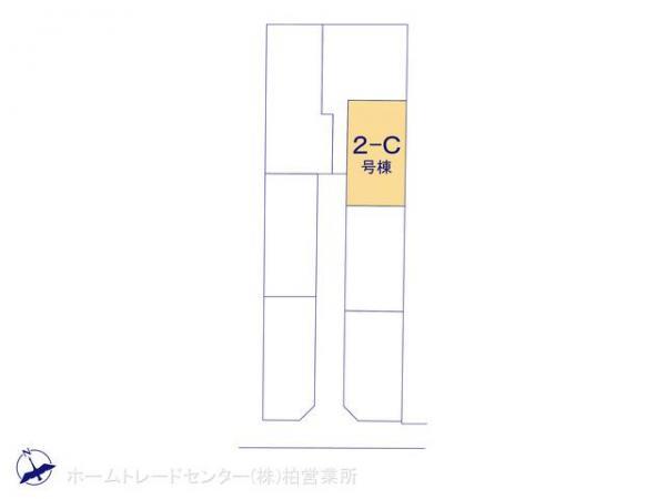 新築戸建 千葉県松戸市上矢切1105-6 JR常磐線(上野〜取手)松戸駅 2880万円