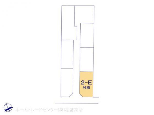 新築戸建 千葉県松戸市上矢切1105-8 JR常磐線(上野〜取手)松戸駅 3080万円
