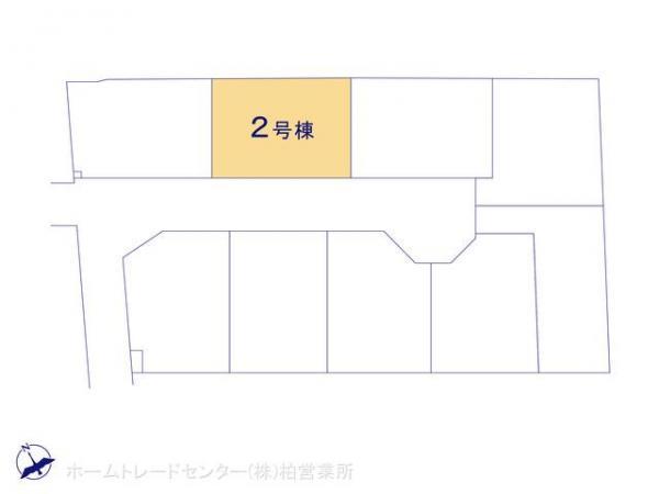 新築戸建 千葉県松戸市高塚新田630-76 JR総武本線市川駅 3190万円