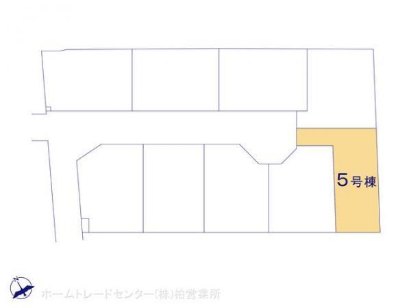 新築戸建 千葉県松戸市高塚新田630-79 JR総武本線市川駅 2690万円
