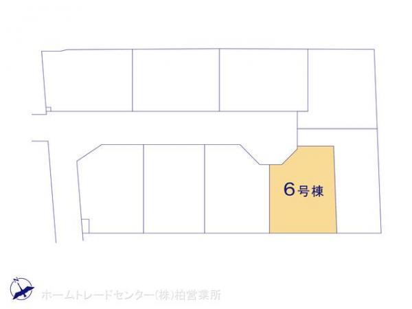 新築戸建 千葉県松戸市高塚新田630-80 JR総武本線市川駅 2890万円