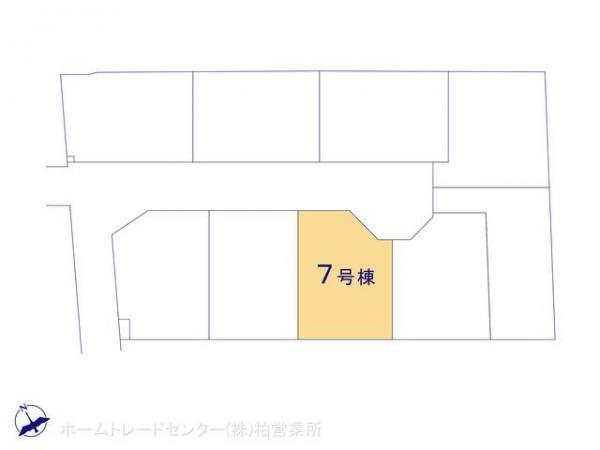新築戸建 千葉県松戸市高塚新田630-81 JR総武本線市川駅 2890万円