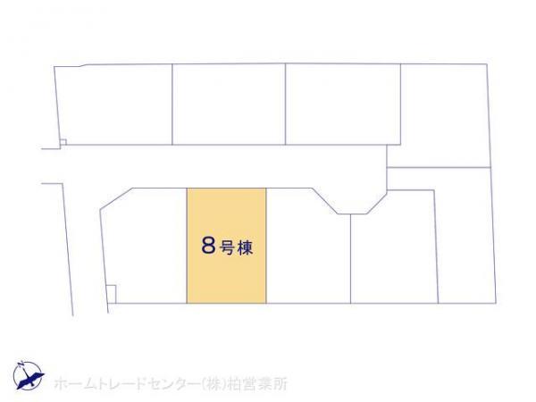 新築戸建 千葉県松戸市高塚新田630-82 JR総武本線市川駅 2790万円