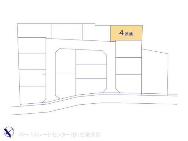 土地 千葉県柏市増尾6丁目1531-2 東武野田線増尾駅 1290万円