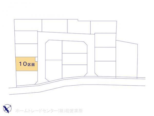 土地 千葉県柏市増尾6丁目1531-2 東武野田線増尾駅 1190万円