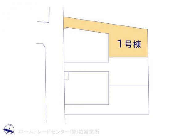 新築戸建 千葉県松戸市和名ケ谷67-2 新京成電鉄線みのり台駅 2380万円