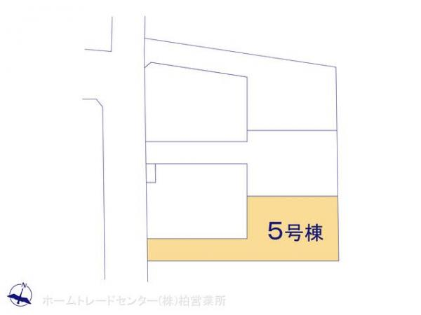 新築戸建 千葉県松戸市和名ケ谷67-2 新京成電鉄線みのり台駅 2280万円
