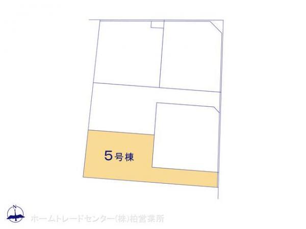 新築戸建 千葉県松戸市和名ケ谷782 北総鉄道秋山駅 2380万円
