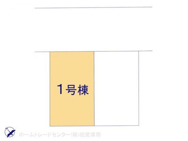 新築戸建 千葉県松戸市岩瀬618-8 JR常磐線(上野〜取手)松戸駅 3330万円