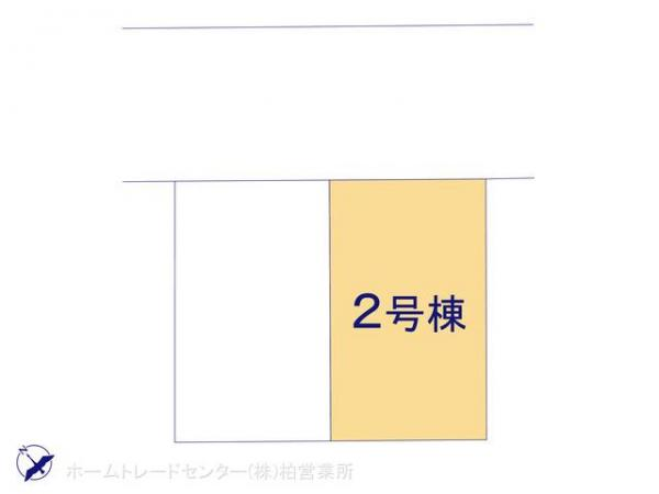 新築戸建 千葉県松戸市岩瀬618-8 JR常磐線(上野〜取手)松戸駅 3480万円