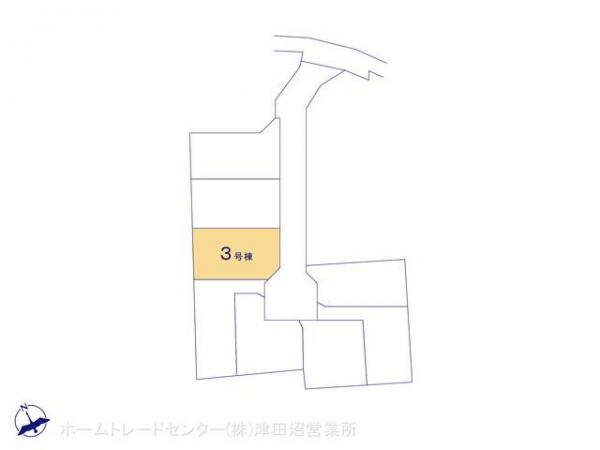 新築戸建 千葉県市川市若宮2丁目149-1 JR京葉線西船橋駅 4590万円