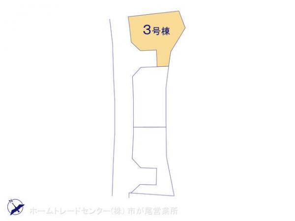 新築戸建 神奈川県座間市入谷西2丁目3983 小田急線座間駅 2880万円
