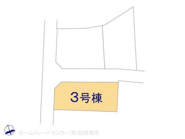 新築戸建 千葉県野田市中野台516-10 東武野田線愛宕駅 2090万円