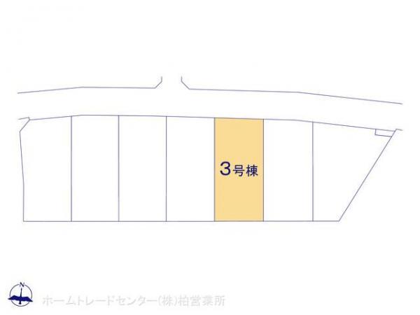 新築戸建 千葉県柏市高柳789-27 東武野田線高柳駅 2690万円