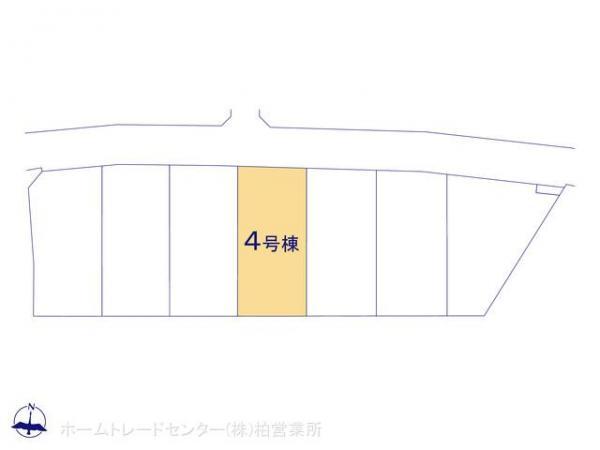 新築戸建 千葉県柏市高柳789-28 東武野田線高柳駅 2690万円