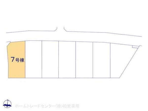 新築戸建 千葉県柏市高柳789-5 東武野田線高柳駅 2690万円
