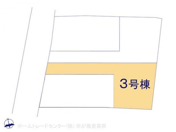 新築戸建 神奈川県相模原市南区磯部2103-2 JR相模線下溝駅 2380万円
