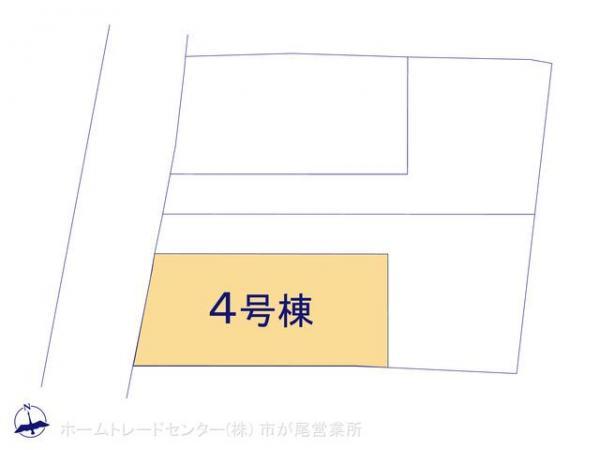 新築戸建 神奈川県相模原市南区磯部2103-2 JR相模線下溝駅 2580万円