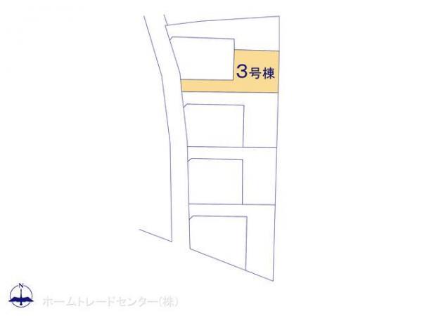 新築戸建 東京都昭島市中神町2丁目280-1 JR青梅線東中神駅 3090万円