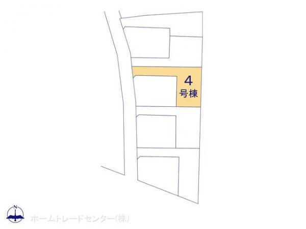 新築戸建 東京都昭島市中神町2丁目280-1 JR青梅線東中神駅 3280万円