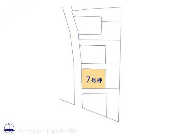 新築戸建 東京都昭島市中神町2丁目280-1 JR青梅線東中神駅 3380万円