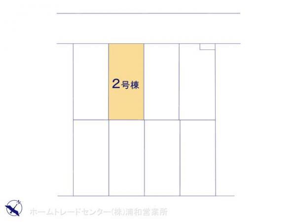 新築戸建 埼玉県さいたま市緑区松木3丁目34-10 JR武蔵野線東浦和駅 2880万円