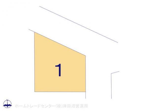 新築戸建 千葉県四街道市鹿渡1200-28 JR総武本線四街道駅 2680万円