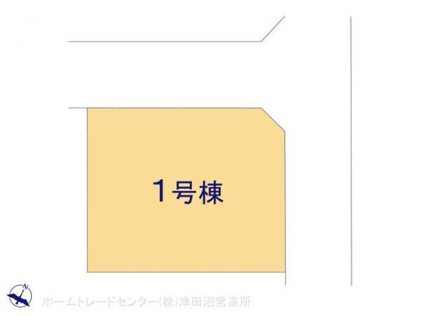 新築戸建 千葉県鎌ケ谷市初富137-162 新京成電鉄線元山駅 2190万円