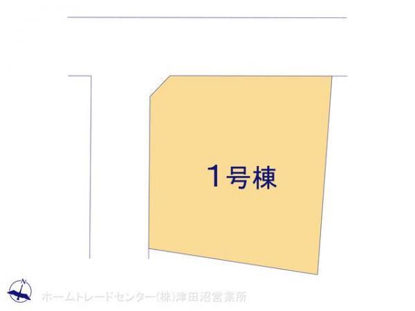 新築戸建 千葉県佐倉市臼井1413-36 京成本線京成臼井駅 2280万円