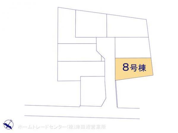 新築戸建 千葉県鎌ケ谷市初富140-1 新京成電鉄線元山駅 2990万円