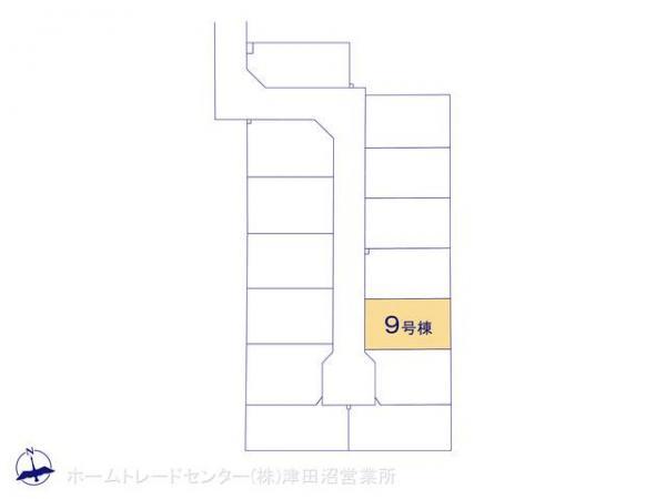 新築戸建 千葉県成田市本城67 京成本線京成成田駅 2180万円