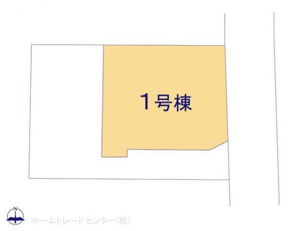新築戸建 東京都三鷹市大沢3丁目2-6 JR中央線武蔵境駅 5080万円