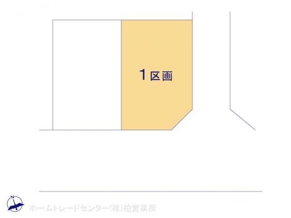 土地 千葉県松戸市新作1079-1 千代田常磐線馬橋駅 2780万円