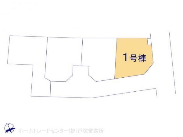 新築戸建 神奈川県伊勢原市上粕屋347-4 小田急線伊勢原駅 2880万円