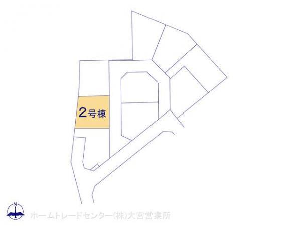 新築戸建 埼玉県上尾市大字大谷本郷718 JR高崎線上尾駅 2290万円